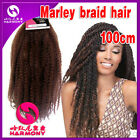 Femi Collection Marley Braid Kanekalon Kinky Synthetic Braiding Hair Extentions