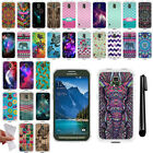 For Samsung Galaxy S5 Active G870A TPU SILICONE Rubber Soft Case Cover + Pen