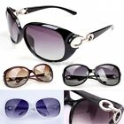 Big Frame Style Women's Retro Vintage Shades Oversized Designer Sunglasses N98B