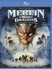 Merlin and the War of the Dragons (Blu-ray Disc,  2010)