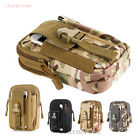 Tactical Pouch Belt Waist Pack Bag Military Hiking Fanny Molle Pack Phone Pocket