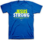 Christian T-shirt Jesus Strong I Can Do All Things