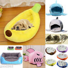 Foldable Pet Dog Cat Bed Puppy Cushion House Pet Bed Warm Cozy Nest Mat Blanket