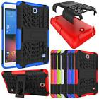 "For Samsung Galaxy Tab 4 T230 T231 T235 7.0"" Hybrid Kickstand Armor Cover Case"