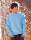 Fruit of the Loom Sweatshirt Pullover S M L XL XXL