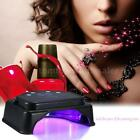 Anself 110-240V 64W Pro 32pcs LED Nail Dryer Lamp Curing Machine US Plug K8V1