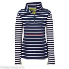Joules Fairdale Ladies Sweatshirt (V) New Style  Colour French Navy Stripe