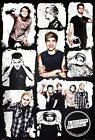 5 Seconds Of Summer Grid Poster 61x91.5cm