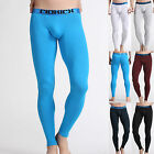CHEAP Mens Thermal Underwear Bulge Pouch Long Johns Legging Pants Underpants New