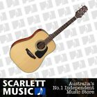 Takamine D Series D2D Dreadnought Natural Satin Acoustic Guitar *Brand New*