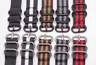 18mm 20mm 22mm Nylon Watch band watch strap watch 5color available