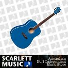 Tanglewood Discovery DBT Dreadnought Acoustic Guitar Matte Blue *Brand New*