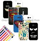 For Samsung Galaxy Trend Lite S7390 S7392 S7572 Micro USB Cable Cover Case Star
