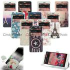 """For Huawei Ascend Mate S 5.5"""" PU leather View Window Stand Flip Cover Case Rose"""