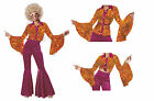 Adult 70s Funky Disco Diva Costume