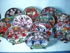 Choose ONE OR MORE Plates MANCHESTER UNITED FOOTBALL CLUB Danbury Mint - Plate