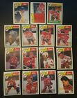 1983-84 OPC NEW JERSEY DEVILS Select from LIST NHL HOCKEY CARDS O-PEE-CHEE