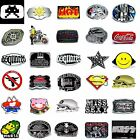 BBUM0402 MANY STYLES LETTERS / CARTOONS / OCCUPATIONAL / DRINK ALLOY BELT BUCKLE