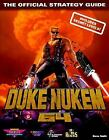 Duke Nukem 64 : The Official Strategy Guide by Steve Smith (1997, Paperback)