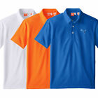 New Puma Boy's Juniors Tech Polo Golf Shirt 568469 - Pick Size & Color