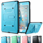 Knox Armor Shockproof Impact Rugged Kickstand Case Cover for Apple iPad Mini 4