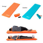 Self Inflatable Inflating Air Mattress Sleeping Pad Outdoor Bed Camping Mat