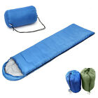 Outdoor Travel Hiking Envelope Sleeping Bag Camping Multifuntion Ultra-light NEW