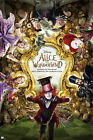 Alice im Wunderland - One Sheet - Film-Movie Poster