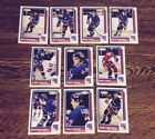 1986-87 OPC NEW YORK RANGERS Select from LIST NHL HOCKEY CARDS O-PEE-CHEE