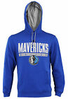 Adidas NBA Men's Dallas Mavericks Tipoff Playbook Pullover Hoodie, Blue on eBay