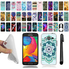 For Samsung Galaxy Avant G386T TPU SILICONE Soft Protective Case Cover + Pen