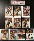 1987-88 OPC PITTSBURGH PENGUINS Select from LIST NHL HOCKEY CARDS O-PEE-CHEE