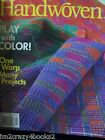 Handwoven Magazine 2004 2005 2006 2007 Multiple Listings Weaving Projects WEAVE