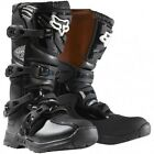 Fox Racing Comp 3 YOUTH MX Boots Black