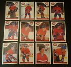 1985-86 OPC MONTREAL CANADIENS Select from LIST NHL HOCKEY CARDS O-PEE-CHEE