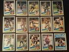 1984-85 OPC HARTFORD WHALERS Select from LIST NHL HOCKEY CARDS O-PEE-CHEE