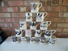 Emma Bridgewater Large Collection of ½ Pint Mugs 15 Designs - New