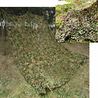 Oxford Fabric Camouflage Net/Camo Netting Hunting/Shooting Hide Army 3m 4m 7.5m