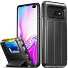 iPhone 11 Pro Max Wallet Case XS XR Pixel 3 Galaxy S10 Plus vCommute Card Cover