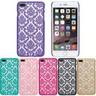 Pretty folk-custom floret color lady lace Case cover skin for iPhone 7 / 7 plus