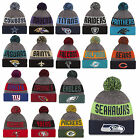 NEW ERA CAP BEANIE NFL SIDELINE 16/17 WINTER MÜTZE SEAHAWKS RAIDERS COWBOYS 49
