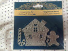 Tattered Lace Die - GINGERBREAD HOUSE (ETL156) Christmas Candy Cane Man ** NEW**