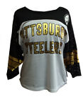 "NFL Pittsuburgh Steelers Women's G-III ""All Pro"" Football Jersey Top"