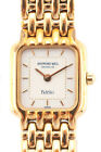 Raymond Weil 18 Kt Yellow Gold Chain Link Ladies Watch 3723