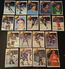 1978-79 OPC ST.LOUIS BLUES Select from LIST NHL HOCKEY CARDS O-PEE-CHEE