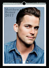 Matt Bomer 2017 Wall Holiday Calendar Magic Mike Ken American Horror Story
