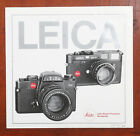 LEICA M AND R SYSTEMS SALES BROCHURE/164890
