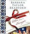 Audio book - Letter From a Stranger by Barbara Taylor Bradford   -   CD