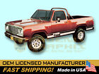 1977 1978 Dodge Ramcharger 4 x 4 Truck Decals & Stripes Kit