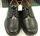 EXTRA WIDE Men's Dr. Comfort Eric Therapeutic Diabetic Shoe Leather Dress Casual